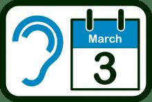 Wereld Gehoor Dag 3 maart 2020